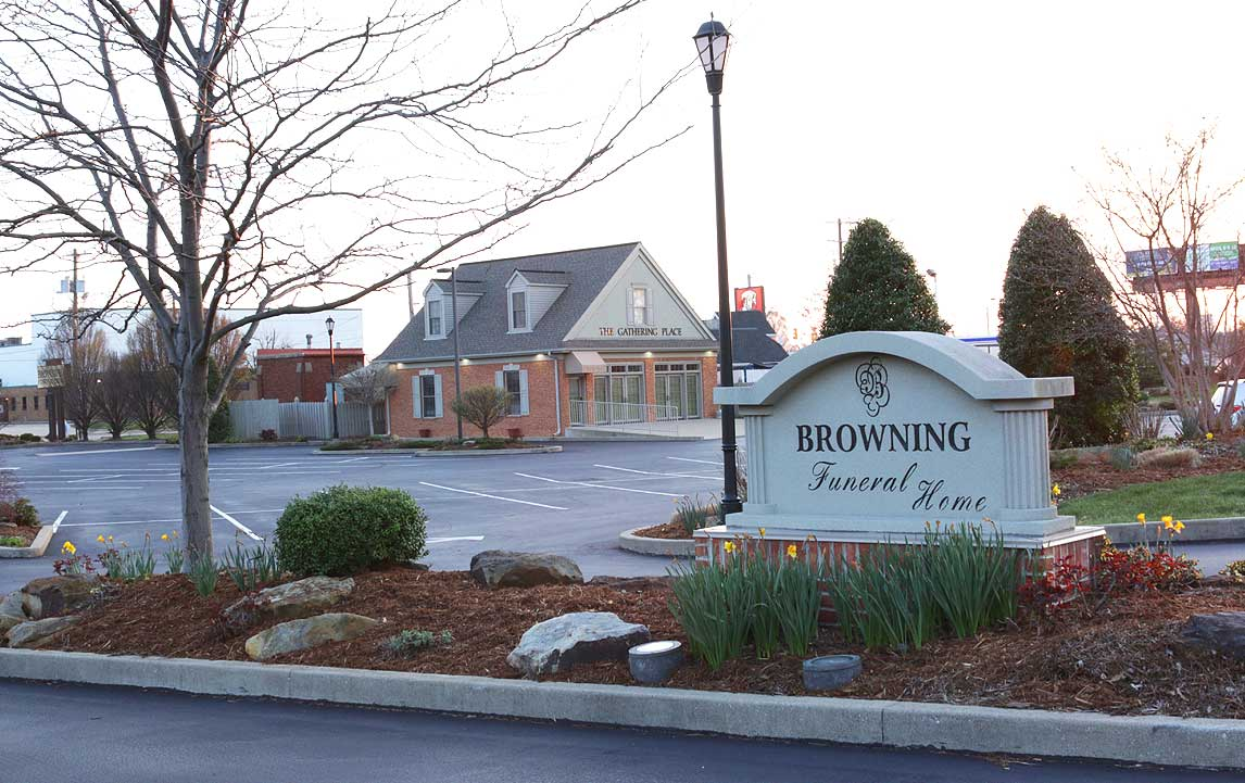 Browning Funeral Home's Gathering Place